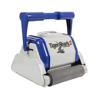 Пылесос автоматический TigerShark-2 для плитки, без тележки (RC9952FTS2) - фото 7716
