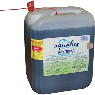 "ТМ ""Акватикс"" Альгицид средство для бассейнов 5 кг - фото 7726"
