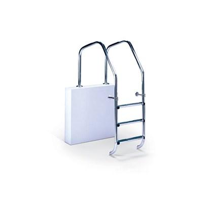 Лестница OVERFLOW 4 ступени LUXE, AISI 316 (PS0903) - фото 8088