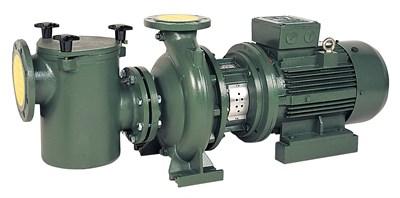 Насос HF-4 308 с префильтром, двигатель IE-2, 1.450 rpm - фото 8406