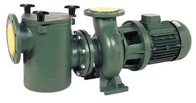 Насос HF-2 408 с префильтром, двигатель IE-3, 2.900 rpm - фото 8490