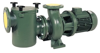 Насос HF-2 1208 с префильтром, двигатель IE-3, 2.900 rpm - фото 8502