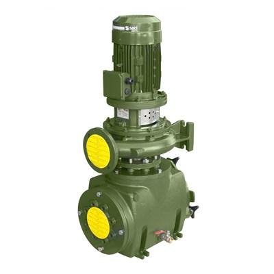 Насос CF-4 550 VERTICAL с префильтром, двигатель IE-2, 1.450 rpm - фото 8571