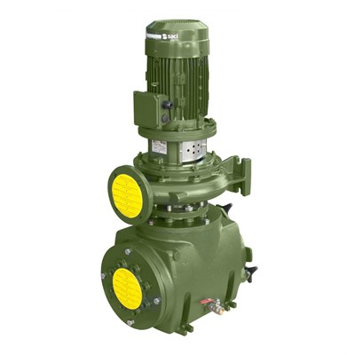 Насос CF-4 1000 VERTICAL с префильтром, двигатель IE-2, 1.450 rpm - фото 8580