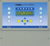 Блок управления фильтрацией и нагревом PC-40-NET (310.000.0565)