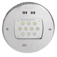 Прожектор LED, D=270мм, 30 диодов, белый теплый, 24 В DC, без ниши, 316L/Rg5 (40000420)