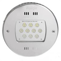 Прожектор LED, D=270мм, 30 диодов, RGB, 24 В DC, без ниши, 316L/Rg5 (40000220)