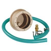 Ниша закладная для прожекторов, сплав Rg5 (4266050)