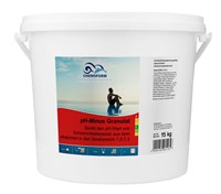 pH-Mинус гранулированный * 15 кг