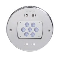 Прожектор LED 28/4, D=270 мм, 28 диодов, 24 В, тёплый белый, без ниши, бронза (4.40000421)