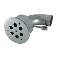 Гидромассажная форсунка 45 м3/ч, 6 сопел по 18 мм, донная (АС 06.110)